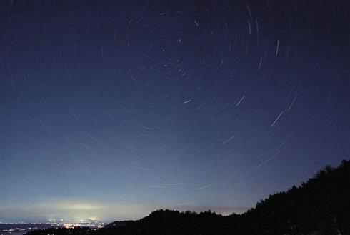 描写夜晚景色的句子附图片