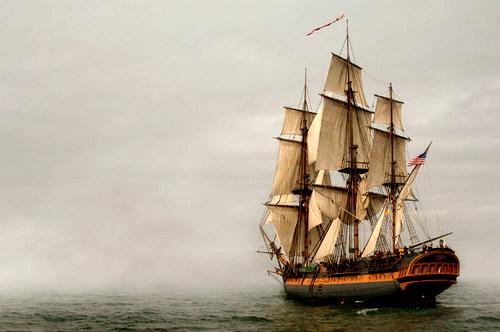 描写船的句子及图片