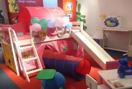 滑梯儿童床安全吗?怎么选?