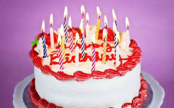 生日快乐图片及句子