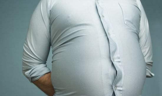 描写胖子外貌的句子