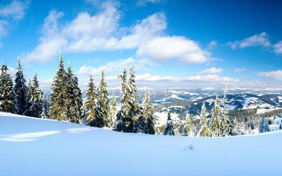 描写冬天的句子有哪些,描写冬天