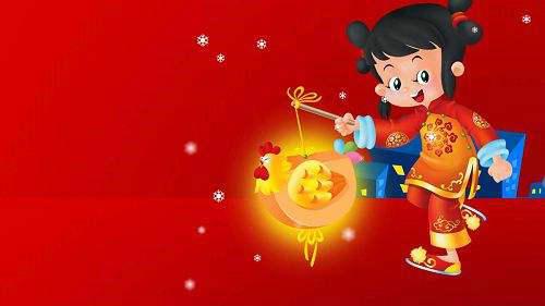 春节祝福图片2