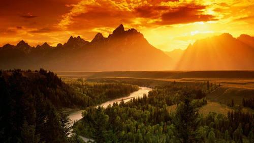 描写美景的句子及图片,关于美景
