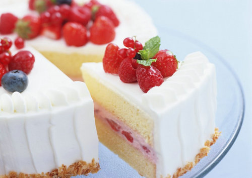 描写蛋糕的句子摘抄及图片大全