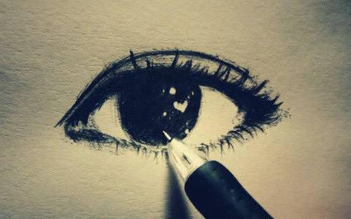 眼睛图片3
