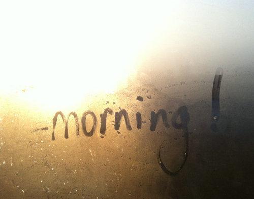 描写冬天早晨的句子及图片,冬天