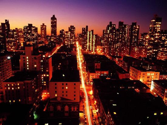 夜景优美的句子及图片,描写夜景