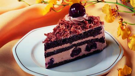形容描写甜点蛋糕的句子及图片