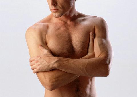 形容肌肉男的句子及图片