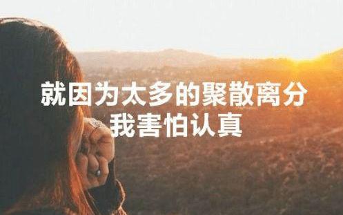 关于爱情的句子伤感