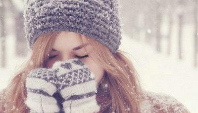 描写冬天寒冷的句子