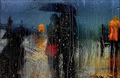 下雨忧伤的句子