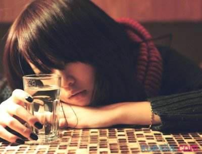 孤独伤心的句子和图片:我害怕孤