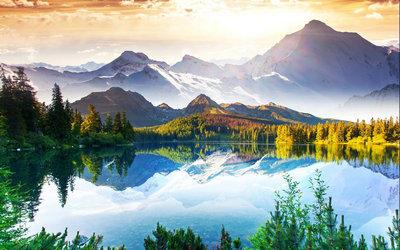 4,祖国秀丽的风景一向令人赞叹!