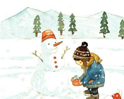 描写冬天冷的句子:冬雪数九寒天