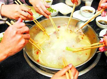 想吃火锅的说说,突然很想吃火锅