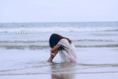 悲伤唯美的句子加照片