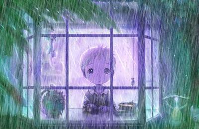 喜欢雨天的心情说说