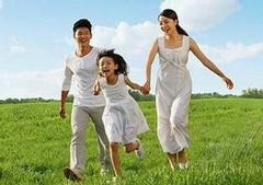 形容一家人在一起的幸福句子及说
