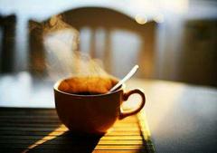 一个人一杯茶唯美句子,一个人一