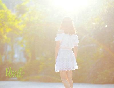 阳光与微笑的唯美句子及图片
