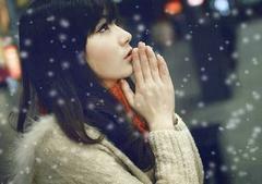 雪天的心情经典句子,雪天的心情