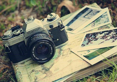 相片记录时光记录生活的句子