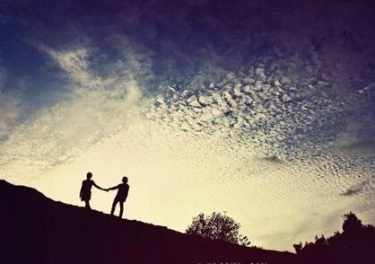 希望友情长久的诗句