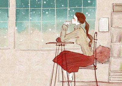 文艺表达暗恋的句子说说心情