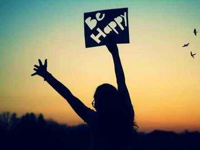 希望每天开开心心的句子