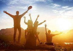 青春阳光积极向上的句子:阳光总