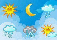 天气变化多端的说说、句子及图片