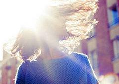 太阳形容心情好的句子,出太阳了