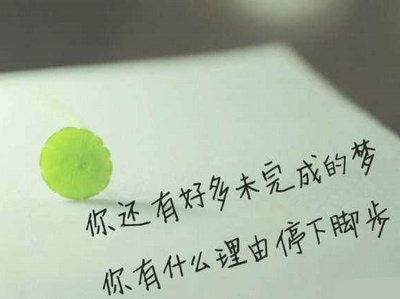 生活充满正能量的句子