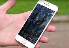 手机摔坏了的心情说说,手机坏了