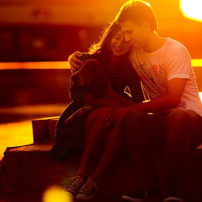感人的句子爱情日志