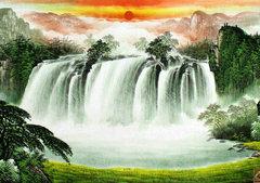 赞美祖国美景的句子:神奇的九寨