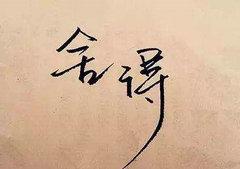 舍得舍不得经典句子【精选15句】
