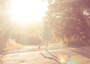 让生活充满阳光的句子