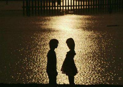 期待爱情和你在一起的句子