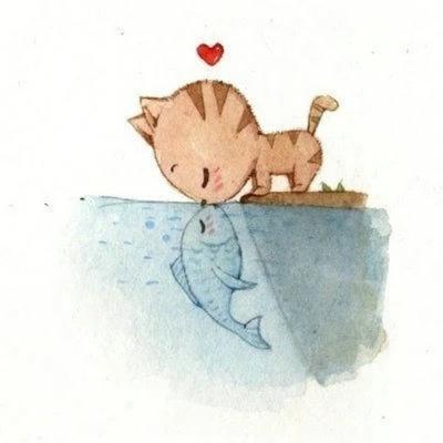 猫爱上鱼的澳门皇冠娱乐官方网站句子
