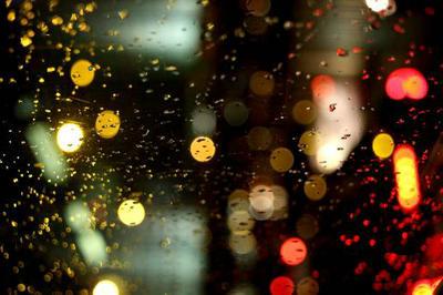 冷雨夜伤感唯美的句子说说