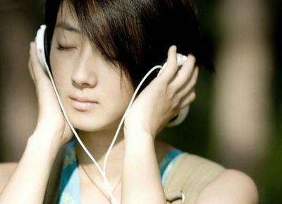 静静听歌的心情说说句子
