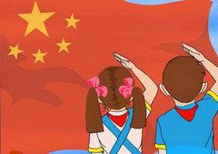 写赞美祖国的句子:和谐中国精彩