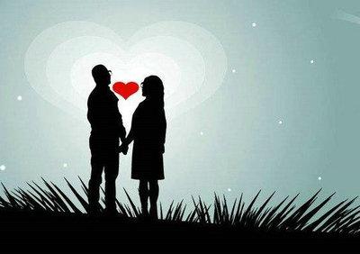 爱情的句子唯美