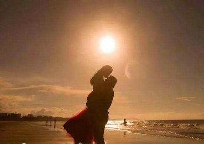 最美的爱情是不用表白就很自然的在一起