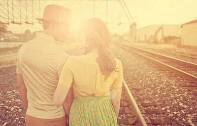 爱情不是数日子,它让每个日子变得有意义