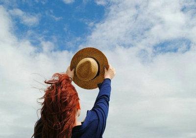 学会狠心,学会独立,学会微笑,学会丢弃不值得的感情